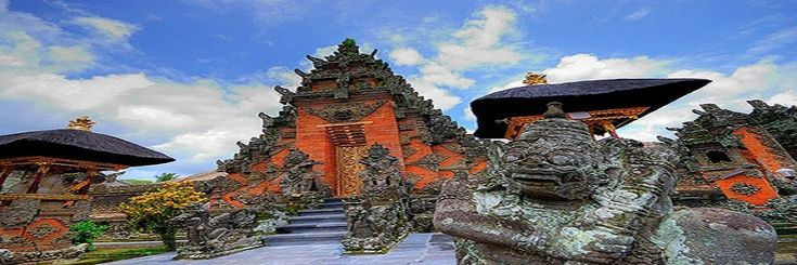 Batuan Temple is a local Balinese Hindu temple looked after by the local resident of Batuan countryside. The temple is designed very beautiful with full of Balinese ornaments and the roof temple building is made from the fiber of chromatic black palm tree.