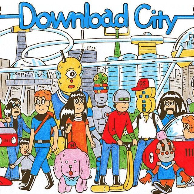 ほぼ日手帳のダウンロードページのイラスト担当しました。 http://www.1101.com/store/techo/2015/download/  #illustration #イラスト #art #junoson #oson #hobonichi #ほぼ日
