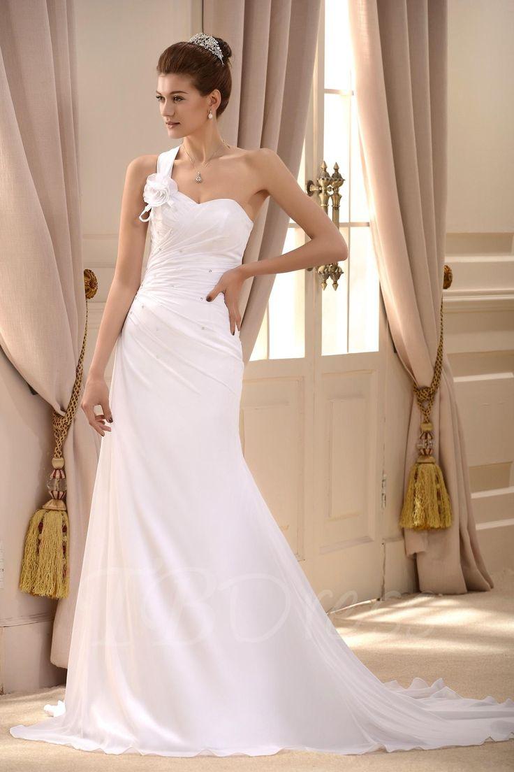 Mejores 11 imágenes de vestido para boda en Pinterest   Vestido para ...