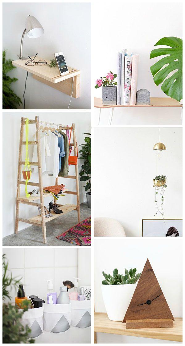 12 DIYs for the Home - Homey Oh My!