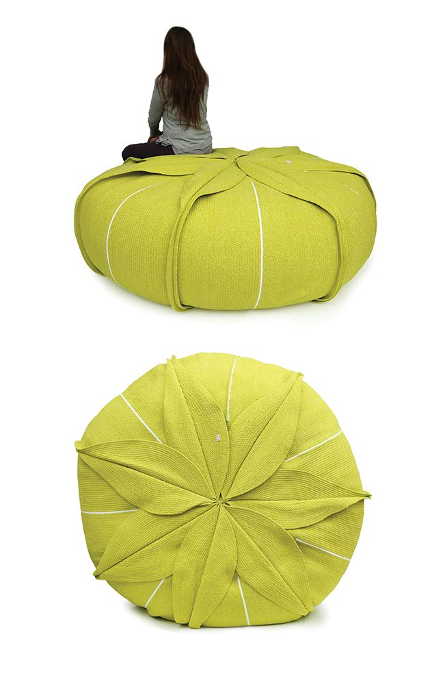 Darono | IN | OUT | Eucharis Puff XXL #darono #furniture #design #decor #designfurniture #ecofriendly‬ #portugal‬ #handmade‬ #creativefurniture #moderndecor #outdoor #outdoorfurniture #outdoordesign #outdoordecor #interiors‬ #outdoors‬ #architecture‬ #seating #relax #seat #interiordesign #interiordecor