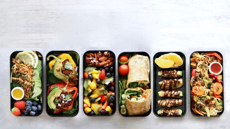 MAKE AHEAD VEGAN LUNCH IDEAS » bento boxes » easy + colourful {vegan, plant-based, gluten free}