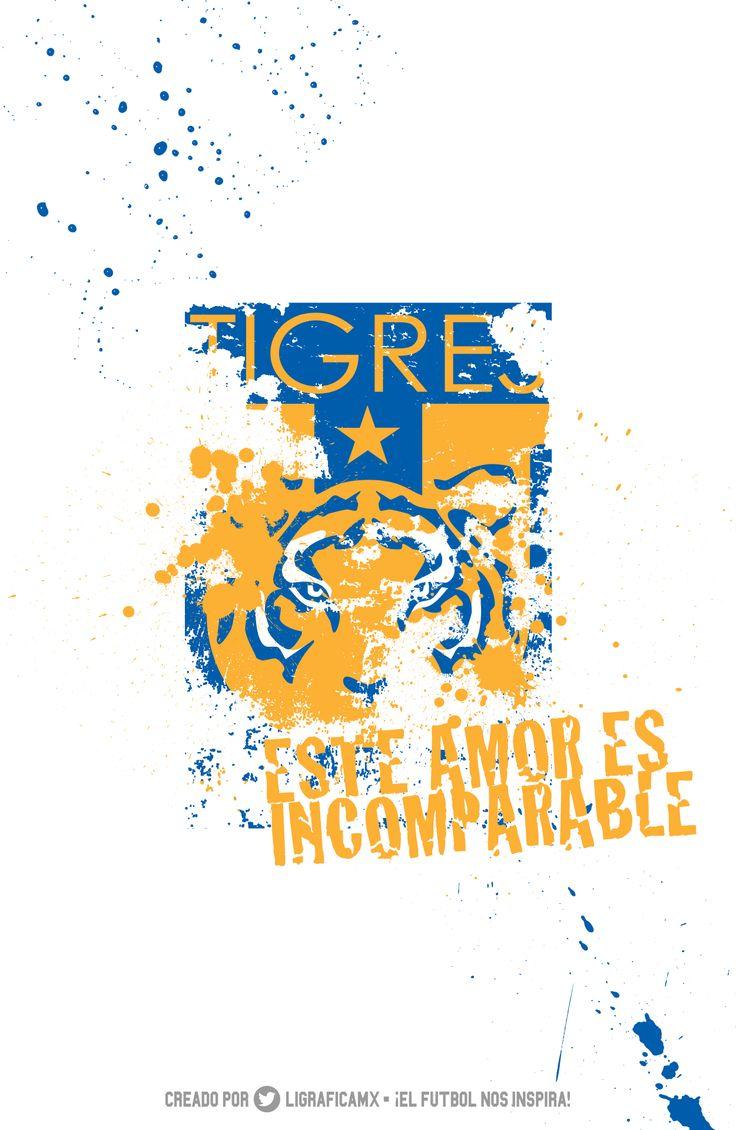 Este amor es incomparable • Tigres UANL | Tigres ...