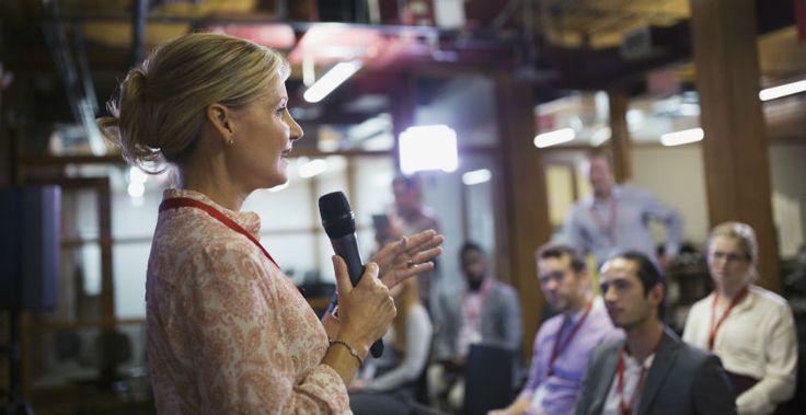Sieben Tipps für eine erfolgreiche Präsentation!