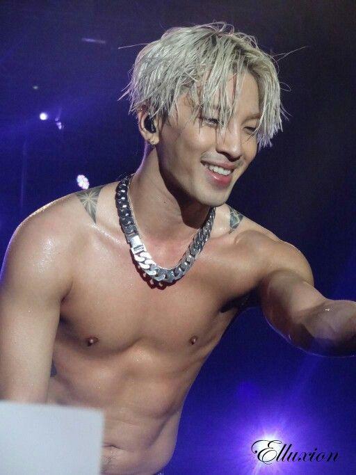 Taeyang Happy birthday sexy Boy