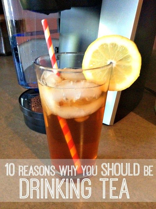 10 Reasons Why You Should Be Drinking Tea