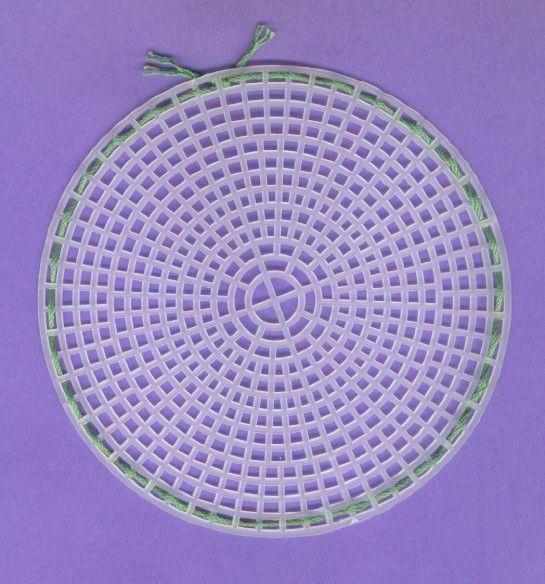 cushion for teneriffe - Needle Lace Talk