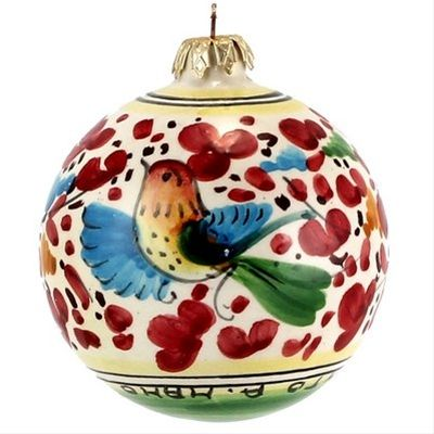 29 best Vietri Ornaments images on Pinterest | Christmas balls ...
