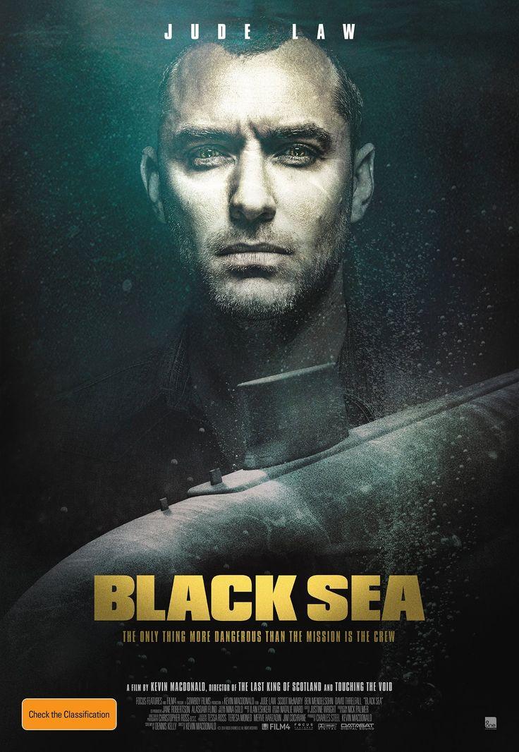 Jacht op Nazi-goed in Black Sea met Jude Law #BlackSea #JudeLaw