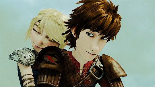 All Hiccstrid And HTTYD