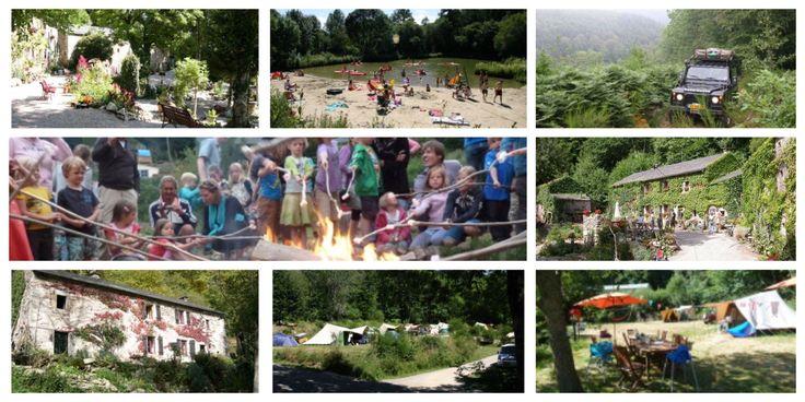"Zuid-Franse natuur bij Camping Goudal. In het natuurpark ""Parc Naturel Régional du Haut-Languedoc"" ligt Camping Goudal. Een rustieke, groene charme camping. Goudal is een oase van groen, rust, rui…"