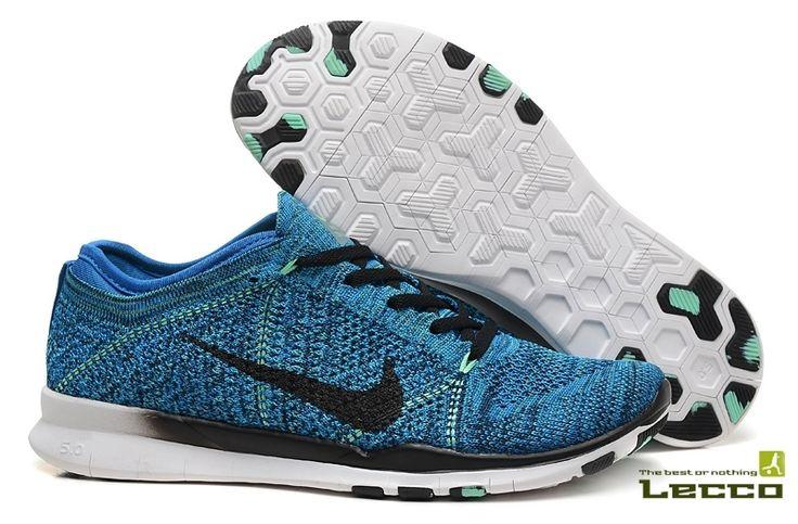 Мужские кроссовки Nike TR Flyknit Blue