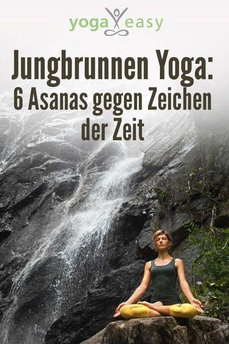 Yoga ab 40: Asanas, die jung halten!