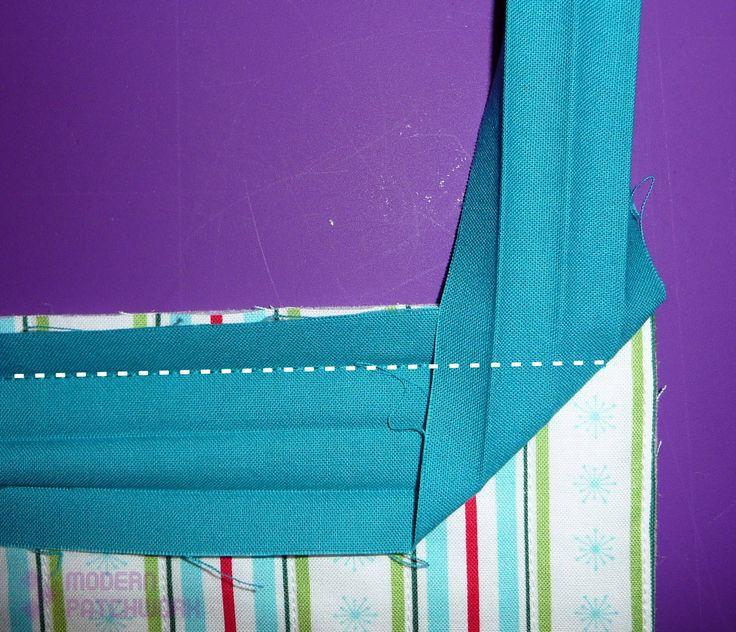 Comment coudre des sets de table? - Tutos patchwork, créations couture, photos de quilts, trucs et astuces autour du patchwork