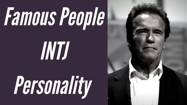 INTJ Fictional Characters Personality types using the Myers Briggs Type Indicator (MBTI) See https://www.youtube.com/watch?v=CDD6LPNg1ko