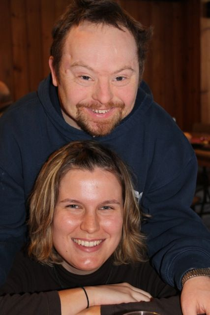 Our portrait of the week: meet David and Marita, from L'Arche Cape Breton.