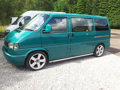VW T4 Awesomeness!