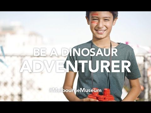 School Holiday Activities: Melbourne Museum