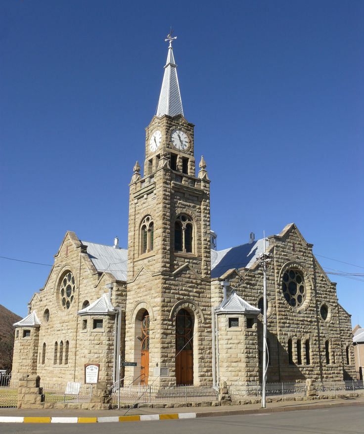 Gebou van die NG gemeente Burgersdorp, Kaapland