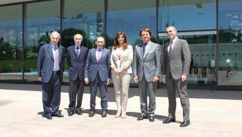Il 20 giugno la Dott.ssa Kader ha incontrato il Vertice del gruppo FATA con l'obiettivo di instaurare vantaggiose collaborazioni professionali, nel corso dell'incontro ha dichiarato di voler progettare una missione in Kurdistan per attivare concrete possibilità di business.