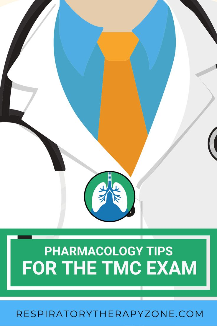 7 Must-Know Pharmacology Tips for the TMC Exam in 2020 ...