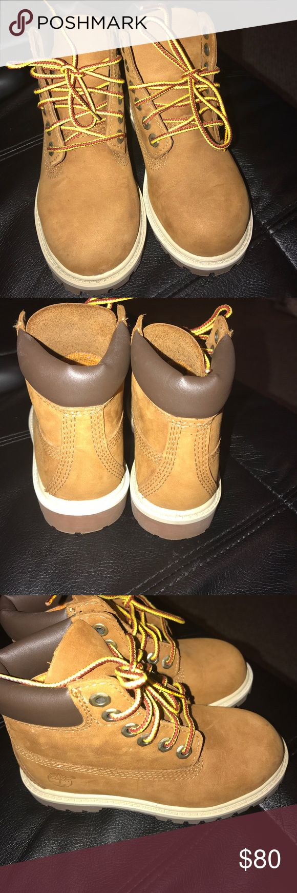 Timberland Brand new toddler timberland boots no box Timberland Shoes Boots