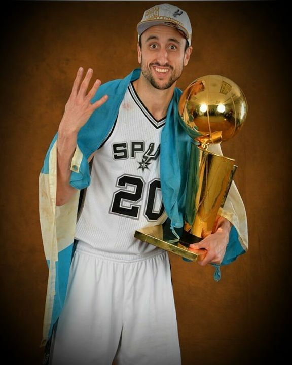 "EMANUEL ""MANU"" GINOBILI - BASKETBALL     MARADONA  Emanueal ""Manu"" Ginobili (born 28 July 1977). From the land of football comes the best international guard in the NBA ever- MANU. Father of Eurostep. Someone you just can't hate.If you love basketball you have to love Manu.  He is one of only two players along with Bill Bradley to have won at least a EuroLeague title an NBA Championsip and an Olympic gold medal.  Selected as the 57-th overall pick in the 1999 NBA Draft. He is considered one…"