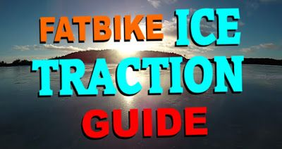 Fatbike Ice Traction Guide | Get a Grip! ~ Fatbike Republic