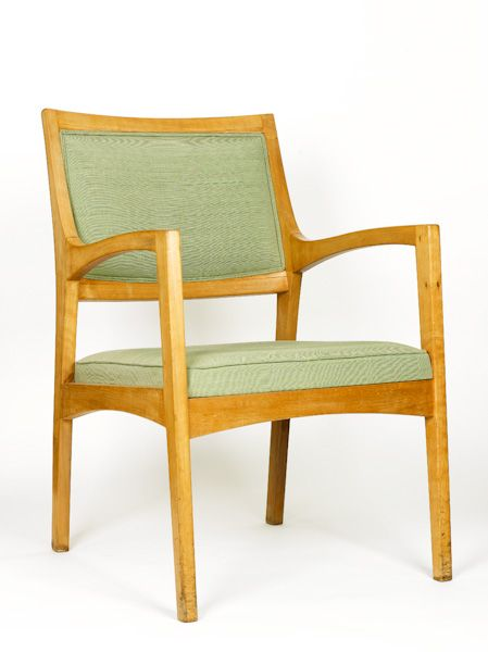 Great Fred Ward; Armchair For Kees Westra, C1950.