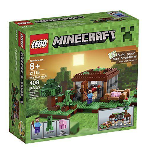 LEGO Minecraft 21115 The First Night LEGO http://www.amazon.com/dp/B00MJYDHKK/ref=cm_sw_r_pi_dp_ytZbwb0ATD8VZ