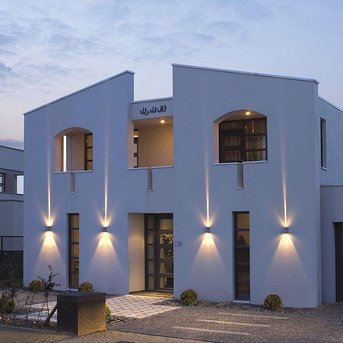 Garage Door Beam Lights: 8 Best Building Mount Lighting Images On Pinterest