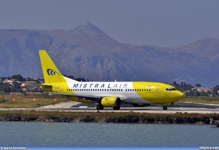 EI-BUE, Boeing 737-300, Mistral Air