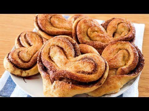 Bollos de canela y azúcar ¡Deliciosos! - Plyushki - YouTube