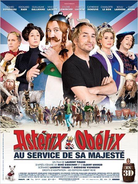 Astérix et Obélix : Au service de Sa Majesté
