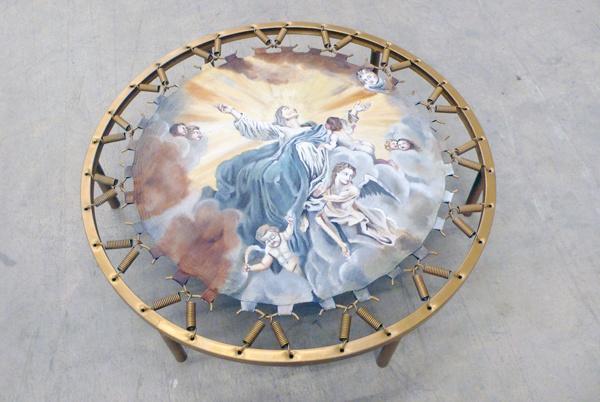 Barocco Assumption by kaz delaure, via Behance