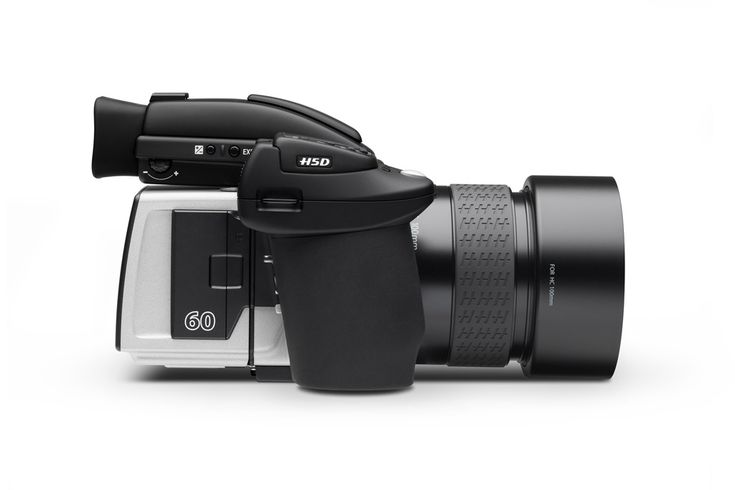 Hasselblad Introduces New H5D Medium Format Camera Series.