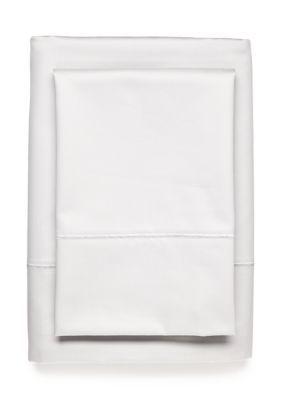 Biltmore  610 Thread Count Flexi Fit Standard Pillowcase - Silver Tin