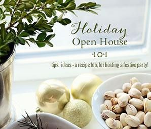 Gather Your Friends: Holiday Open House 101  (Curated for BlogHer Loves Favorite Holiday Traditions sponsored by Betty Crocker) - smc