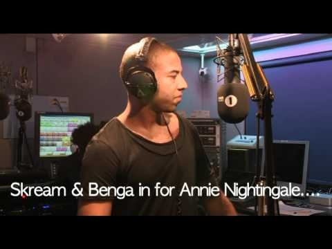 Benga ft. Youngman sitting in for Annie Nightingale