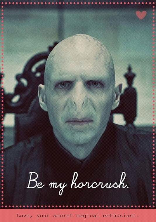 Be my HorCrush #ValentinesDay
