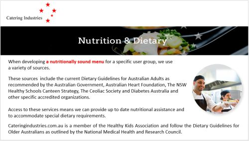 australian dietary guidelines recommended serves