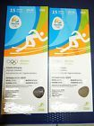 #Ticket  2 Tickets Rio 2016 15.08.Leichtathletik Track & Field Olympia OlympicGames AT006 #italia