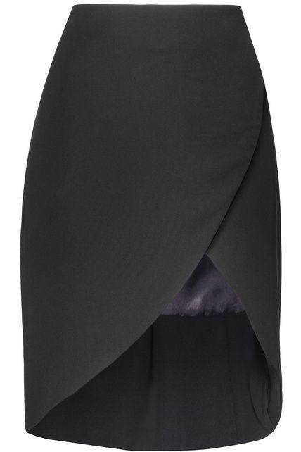 Faldas estilo tulipán para gorditas 5
