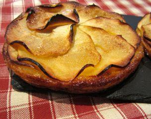 recette tarte aux pommes laurent mariotte dessert
