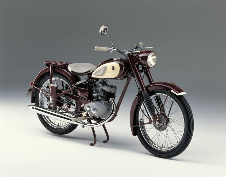 old school lightweight motorbike - Google Search