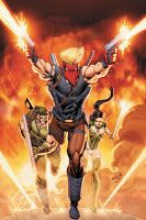 Aquila_della_notte Comics Collections: NEW 52: Grifter