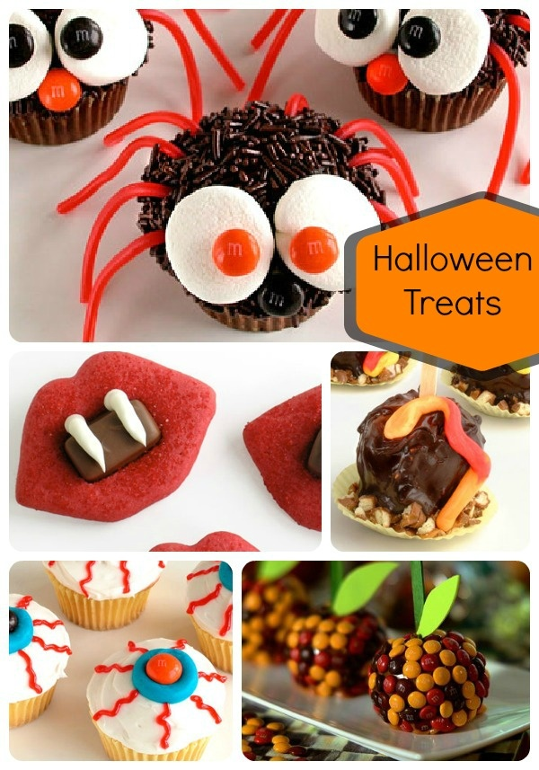 Halloween Party Ideas, treats