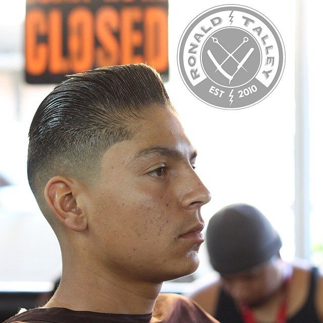 suavecito hair styles a great clean cut and clean photo by mr ron talley 8656