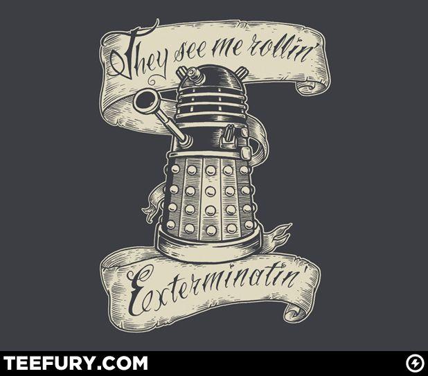 They Hatin': Geek, Tees Shirts, Doctorwho, Dalek, Doctors Who, Dr. Who, Tshirt, Hatin, T Shirts