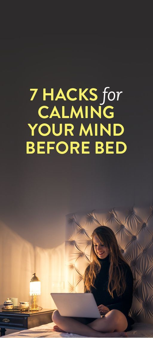 Having trouble getting to sleep? These 7 tips may help! #calm #rest #sleep